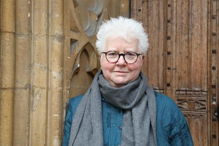 Val McDermid will be on the first jury panel for the online project. Pic: KT Bruce