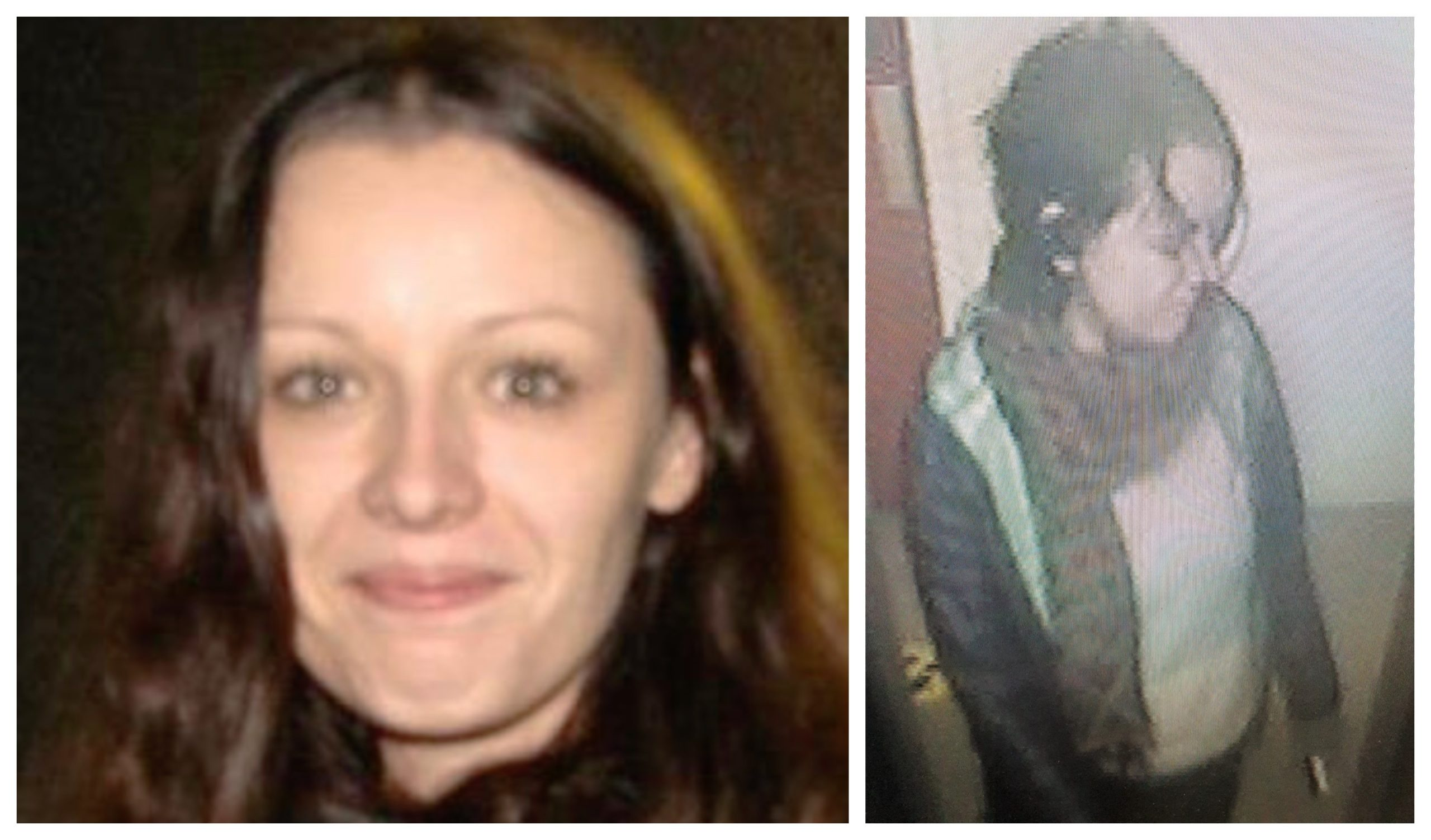 Veronika has been missing since Monday, when she was captured on CCTV leaving her flat.