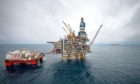 Using oil rigs to process migrants is reportedly being considered by the UK Government.