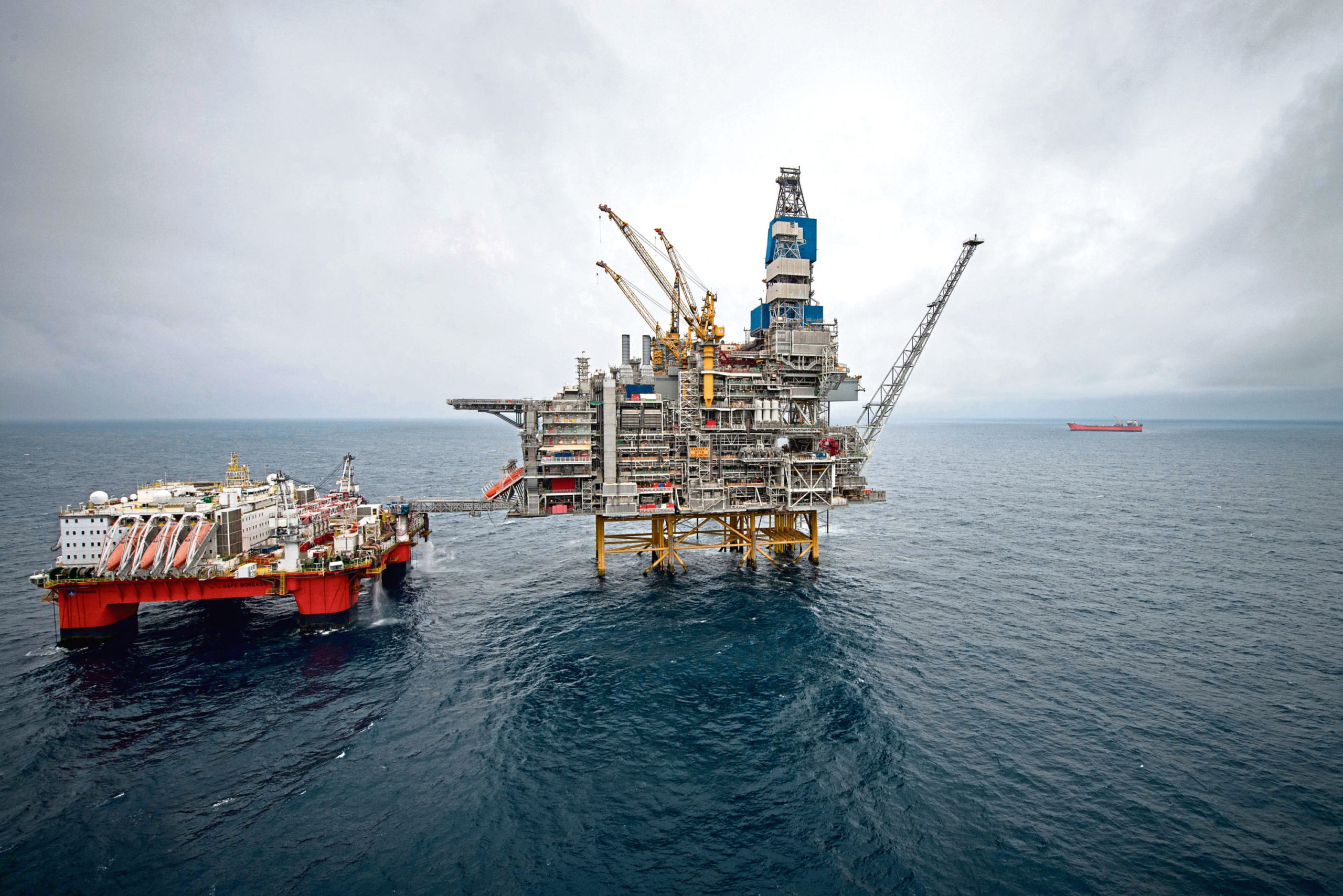 North Sea infrastructure should be used to drive carbon capture, the report states.