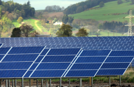 Solar energy can provide a stable source of income for landowners.