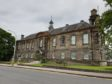 The annexe is based in the Kirkcaldy Police Station building.