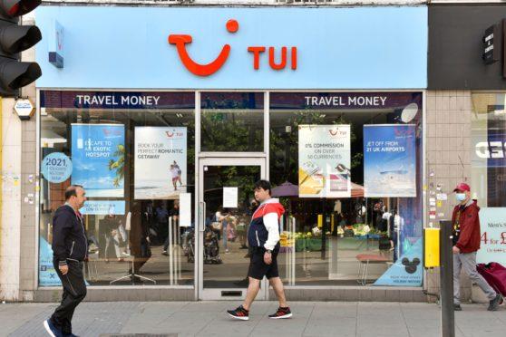 A Tui shop