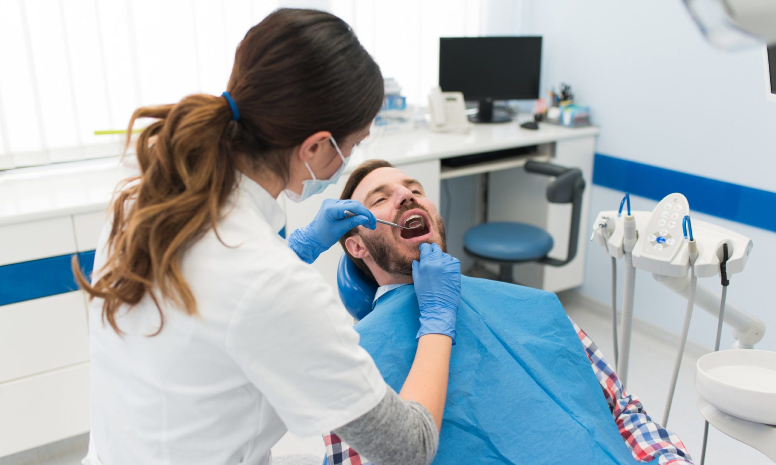 Covid: Dental students need 'safety net' – The Courier