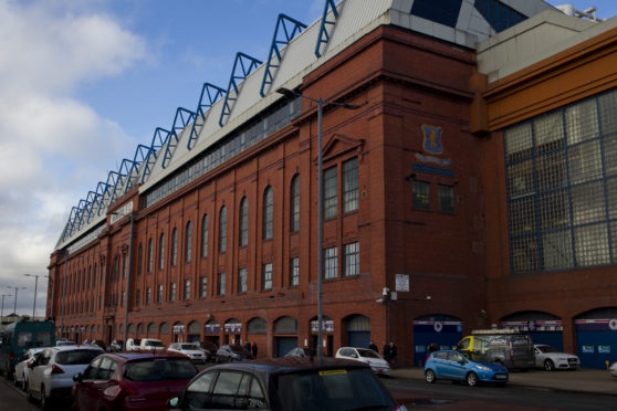 Ibrox club has been asked for explanation from Joint Response Group