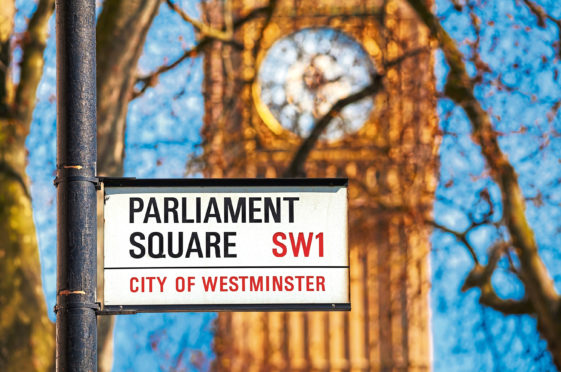 Campaign group Save British Farming is organising the demonstration at Westminster in London.