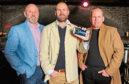 Hop Software directors Richard Drummond, Jon Erasmus and Ronald Tweedie.