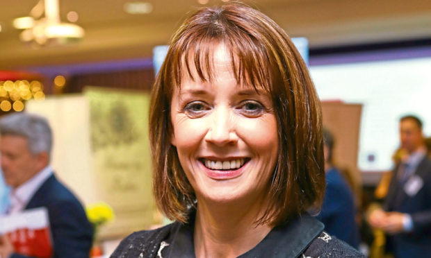 Womens Business Station chief executive Angie De Vos.