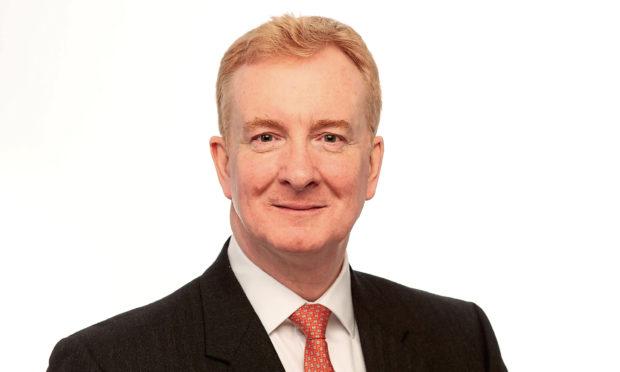 Alliance Trust charman Gregor Stewart