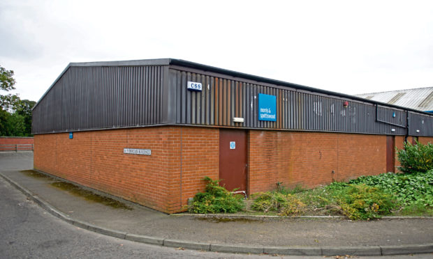 The Perth facility of Morris and Spottiswood.