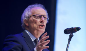 Henry McLeish: League One and Two suspension 'outrageous act of betrayal' and clubs sacrificed after Celtic in Dubai saga