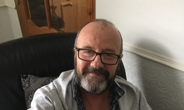 Alan Mowatt is recovering at home from his triple bypass heart op.