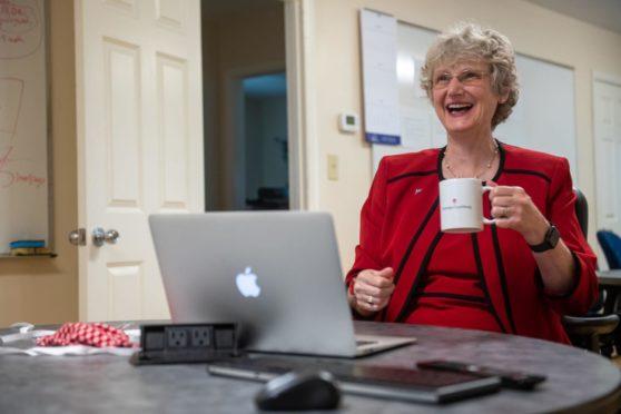 Dr. Alison Morrison-Shetlar.