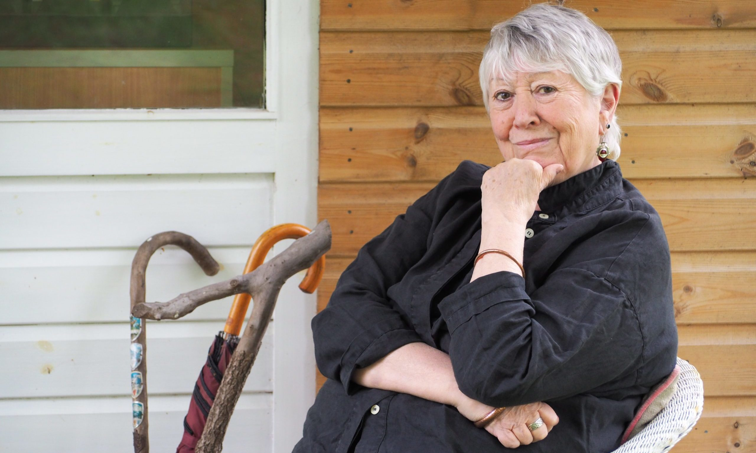 Author, Angela Jeffs.