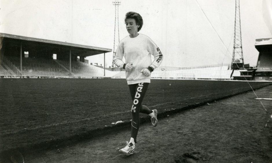 Liz Lynch (Liz McColgan) has been speaking about the 1986 Commonwealth Games.