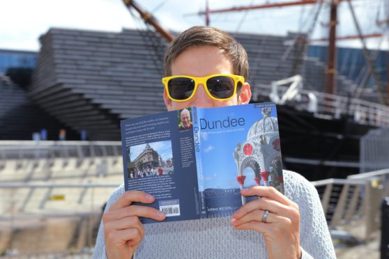 Dundee City Council leader John Alexander wants Dundee to benefit from a staycation boom