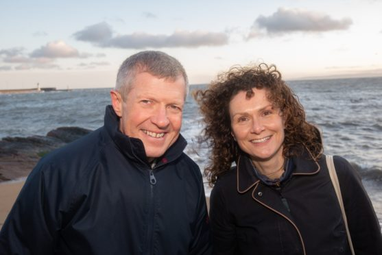Willie Rennie and Wendy Chamberlain.