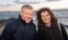 Willie Rennie and Wendy Chamberlain.