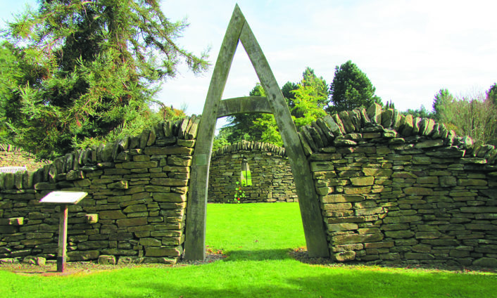 Dundee Botanic Garden.