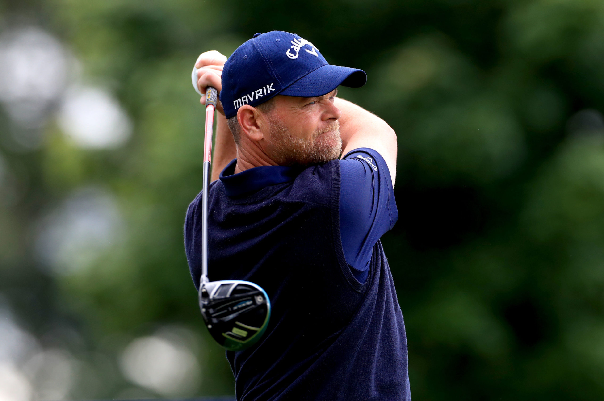 Scotland's David Drysdale hits 500 European Tour events this week.