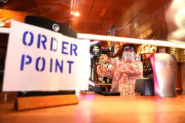 Pubs across Scotland have reopened, including the Vault bar in Monifieth