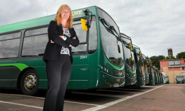 Xplore Dundee managing director Christine McGlasson.