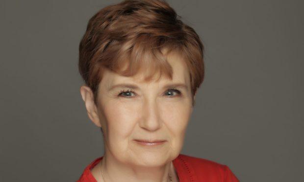 Award-winning author Wendy H Jones.