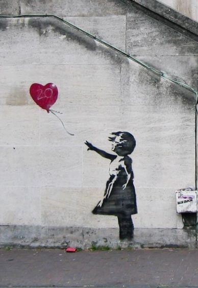 Banksy original