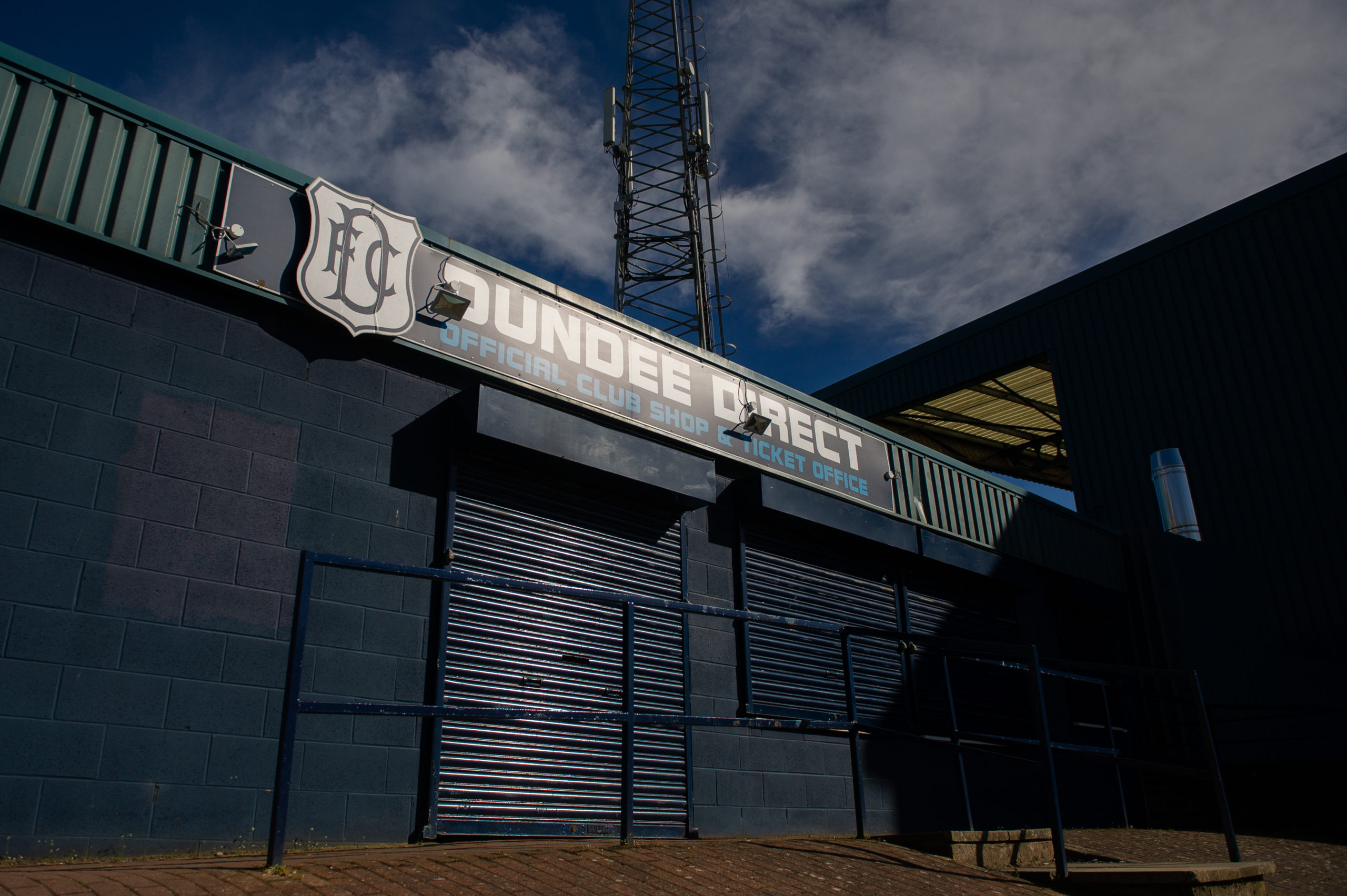 Dark Blues fans have raised funds to help club during shutdown