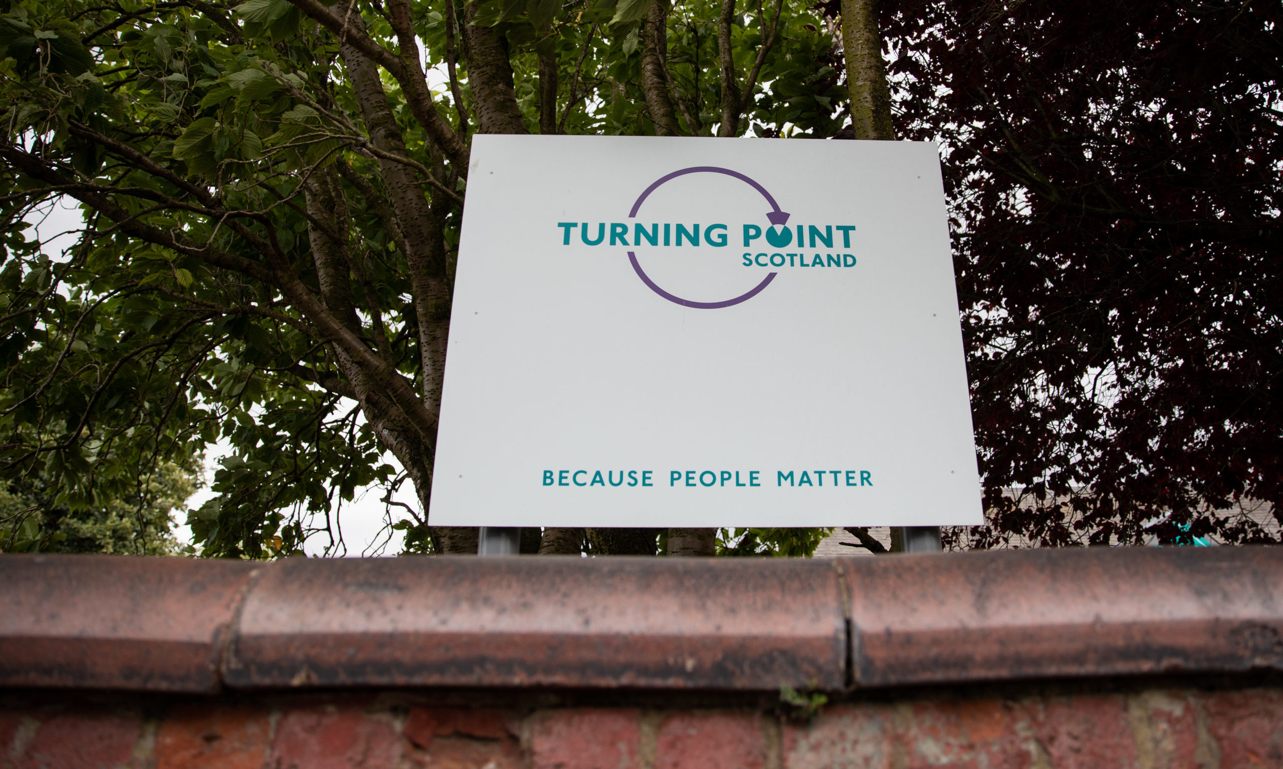 Turning Point Scotland staff in Perth can now supply the medication to service users if needed.