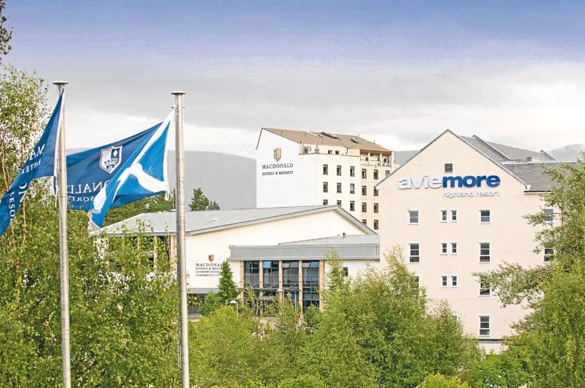 Macdonald Hotels and Resorts.