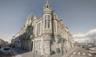 The High Street site earmarked for a boutique hotel