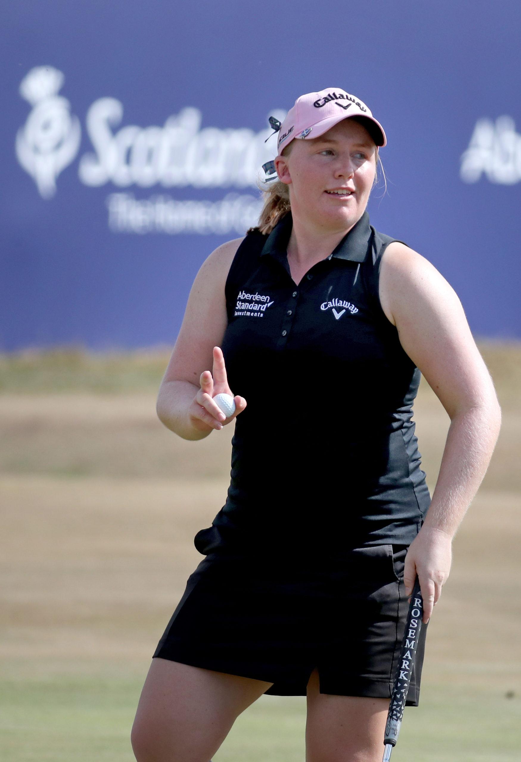 Scotland's Gemma Dryburgh.