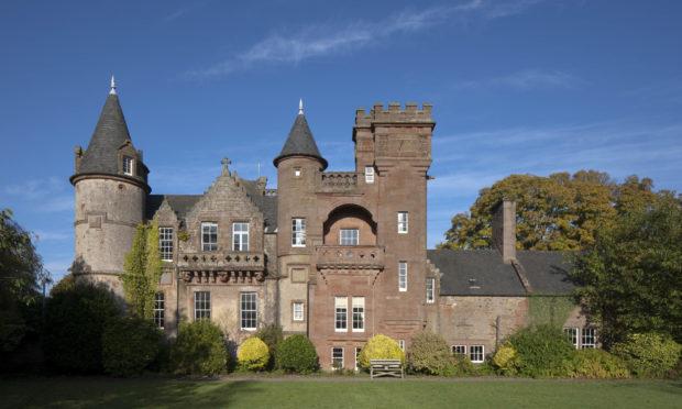 Hospitalfield House.