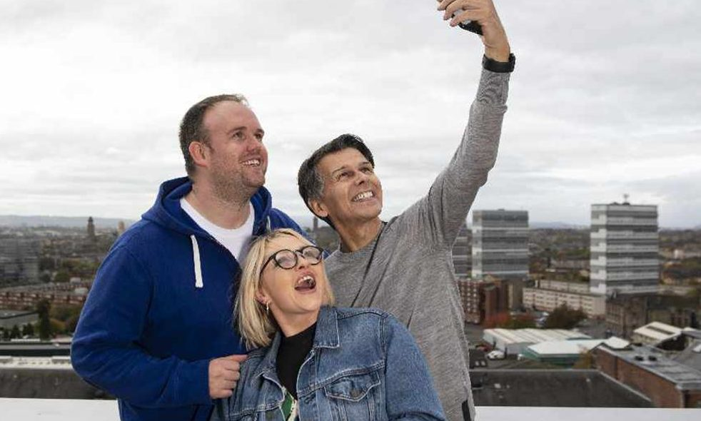 Pure Radio's Lynne Hogan and Paul Harper are bringing their unique flavour to Tayside.