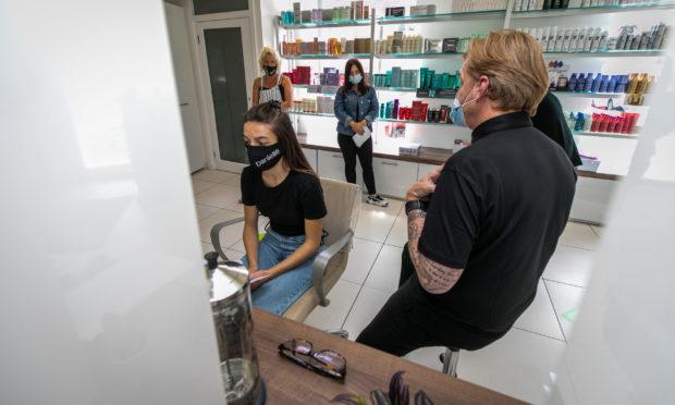 Byron hairdressing
