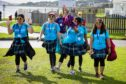 Dundee Kiltwalkers in 2019