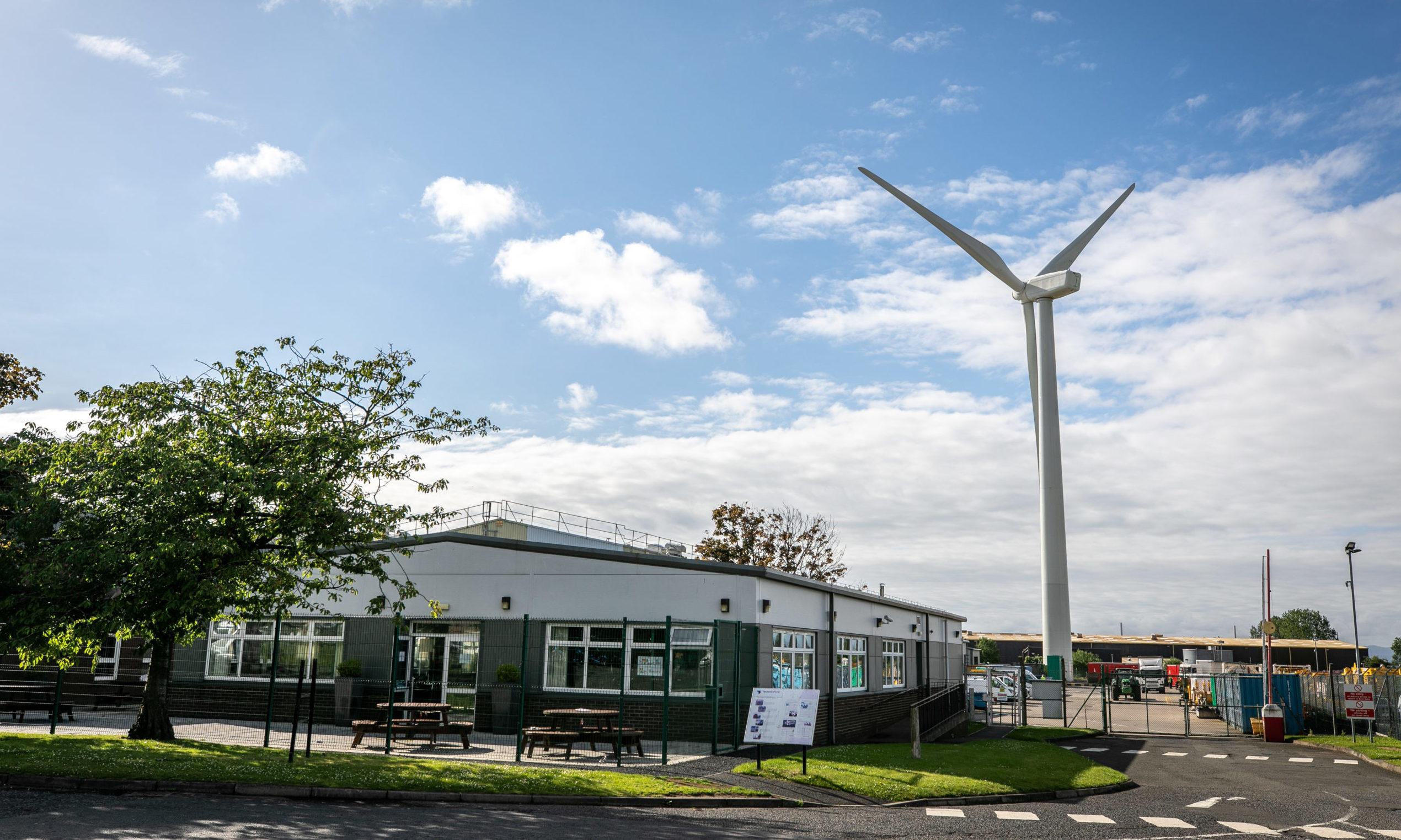 Technip FMC premises in Dunfermline.