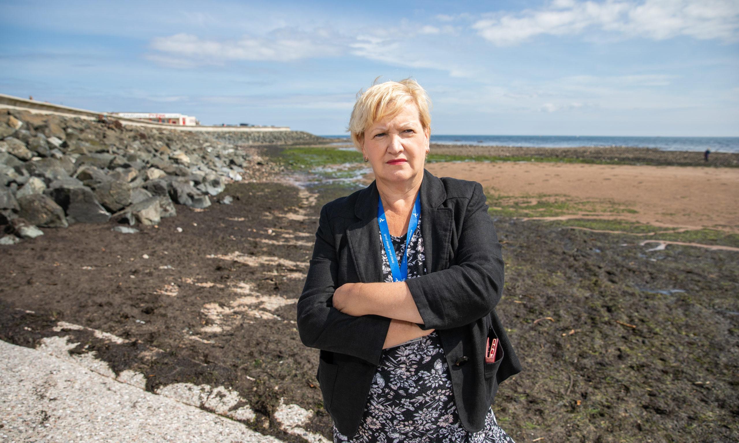Councillor Brenda Durno.