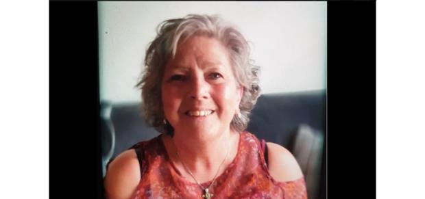 Missing woman Sheenagh Douglas