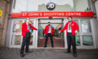 St Johns Shopping Centre reopens after four months of lockdown