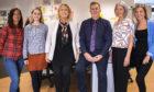 The Service Design Academy team: Alison Duncan, Dr Jo McNicoll, Maralyn Boyle, Chris Muir, Caron Sandeman and Katie Murrie
