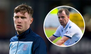Jordan McGhee appointed Dundee skipper after agreeing new terms as Paul McGowan takes on vice-captain role