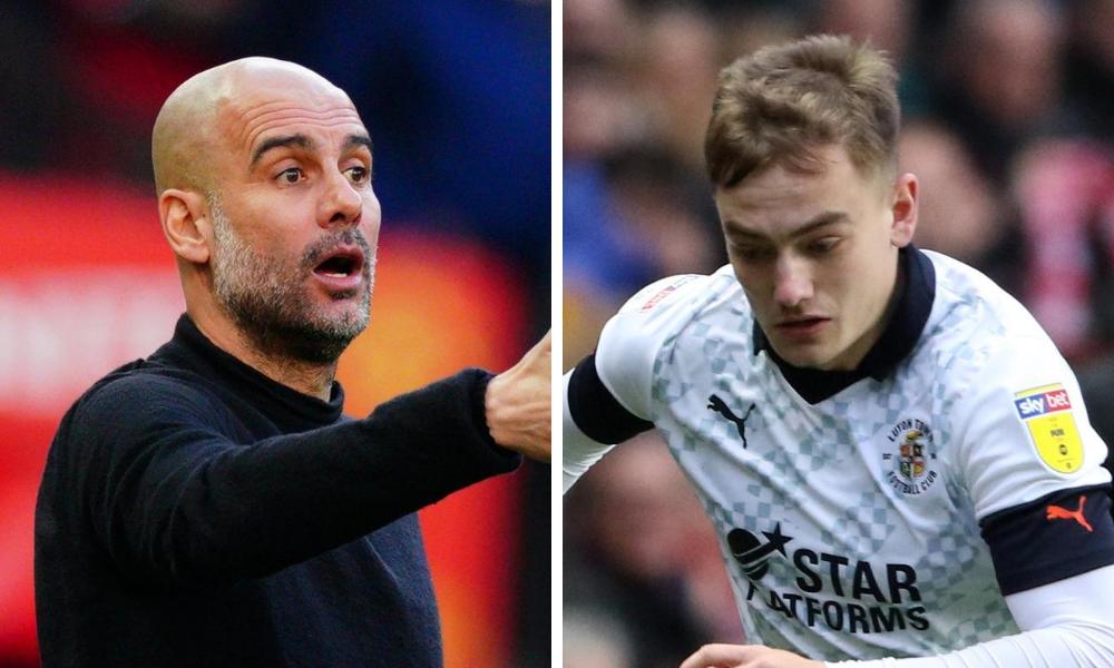 Pep Guardiola advised Luke Bolton on position changed