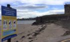 Signage in Broughty Ferry