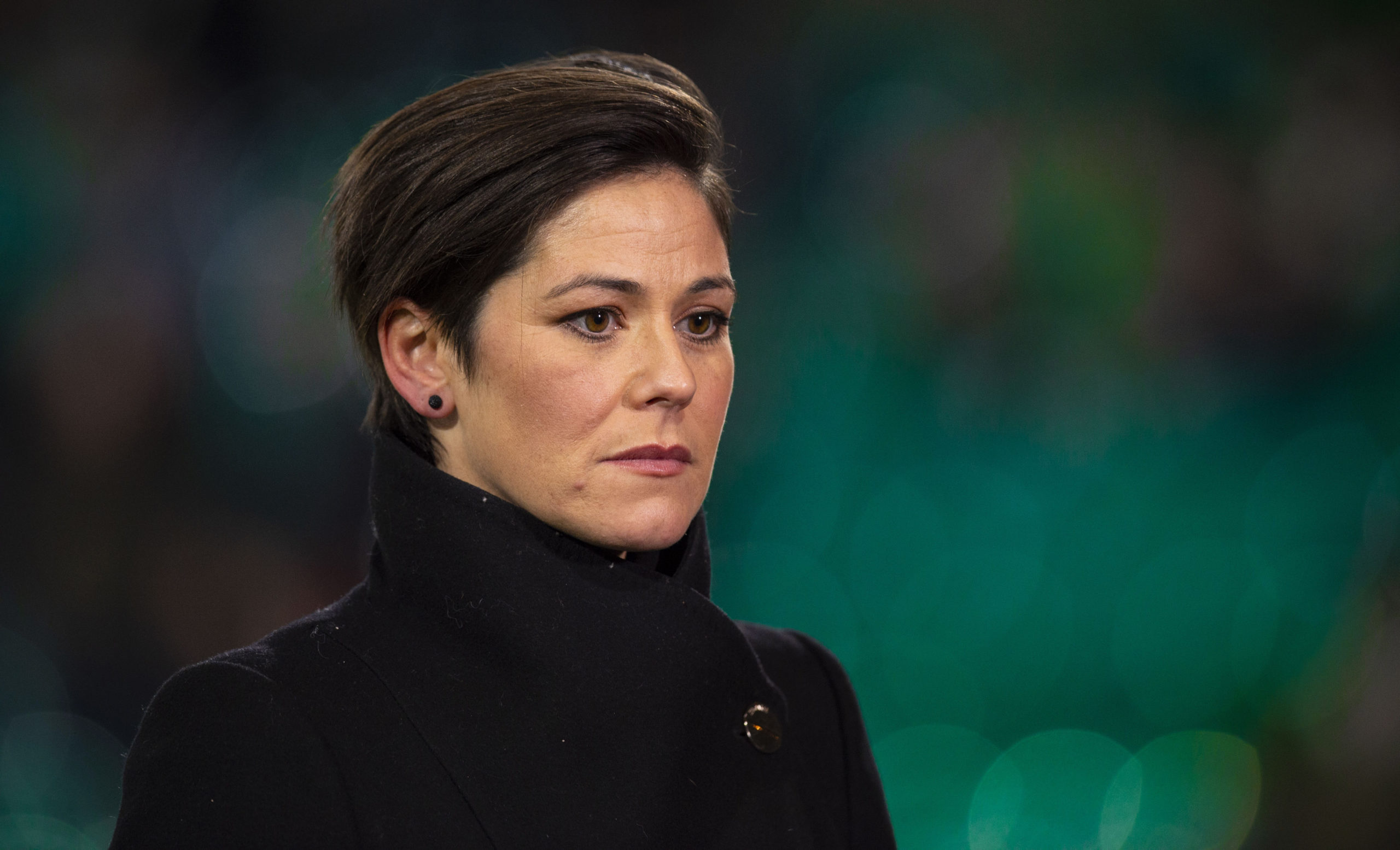 Eilidh Barbour.