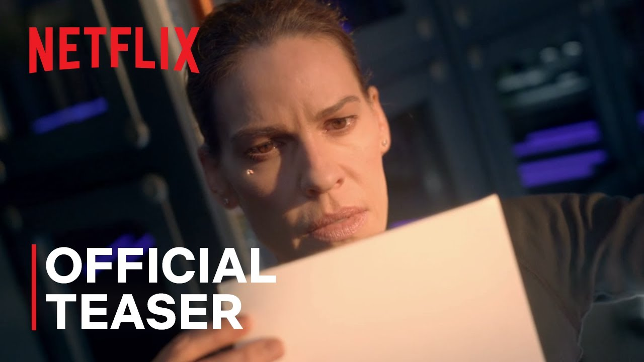 Hilary Swank leads the cast of Away, which arrives on Netflix in September (Diyah Pera/Netflix)