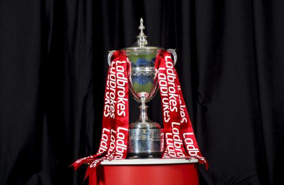 Ladbrokes League One trophy.