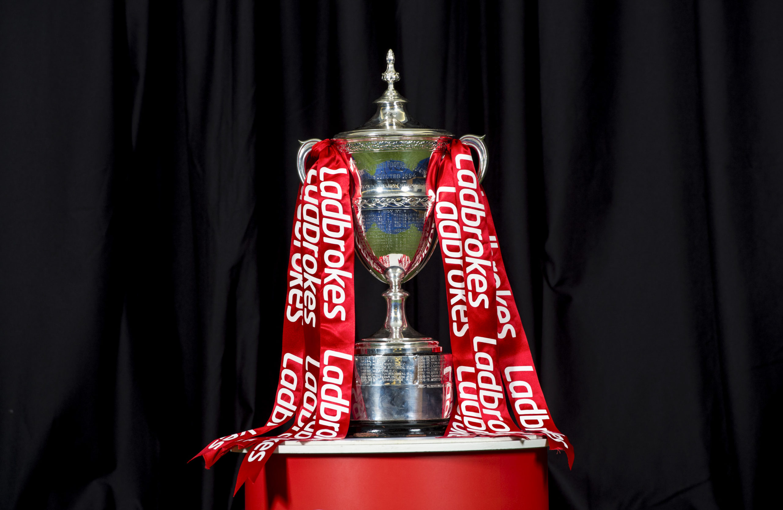 Ladbrokes League One trophy.