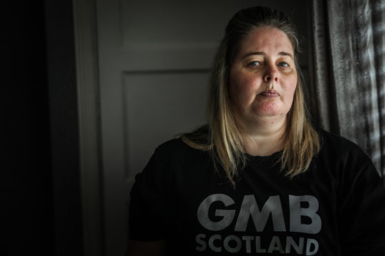 Stephanie Smith fears catering staff are being left in the dark over back to school plans